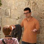 our guide-Antonio Manicone