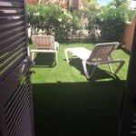 Room 5 private garden ��
