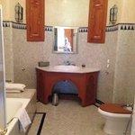 salle de bain pavillon