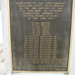 WW2 Dedication by the Port