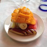 The delicious fruit with every breakfast!