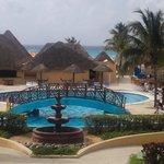 view of quiet pool