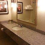 Big bathroom vanity