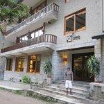 FACHADA HOTEL SUMAQ
