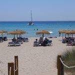 Spiaggia Santo Thomas