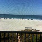 sprawling beachfront
