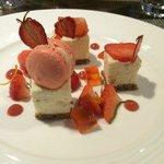 Strawberry 4 ways