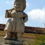 A female dwarf