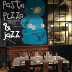 Pasta, Pizza y Jazz