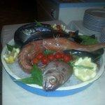 Stasera pesce fresco!!