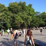 Secondo me,uno dei parchi più belli di NY