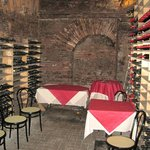 wine tastings in the cellar