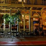 Palace Bar in the Heart of the Gaslamp Quarter