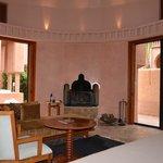 Pavilhão no Amanjena-Marrakech