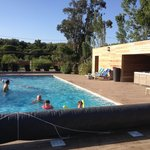 coin piscine/jacuzzi
