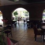 restaurant intérieur et salle petit déjeuner