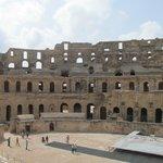 El Djem, Gladiator was filmed here!