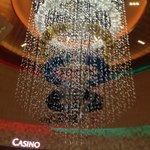Navajo inspired chandelier