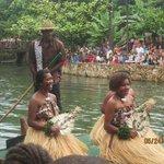 Canoe Parage -Fiji