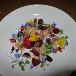 foie gras mosaic