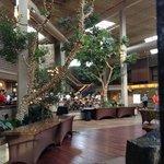 academy Hotel lobby