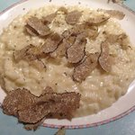 Our risotto dish didn't have as much truffles as it seems on other people's dish from their phot