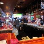 Main bar area at Ray's