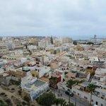 Panorámica de Almería desde la Alcazaba