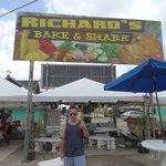 @ Richard's Bake & Shark