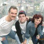 High on 103rd floor