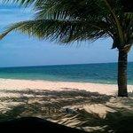 kitesurf beach - Camp Bay, Roatan