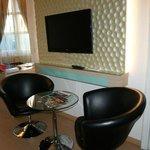 Deluxe Room TV