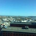 17th floor view
