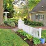 Welcoming cottage gardens