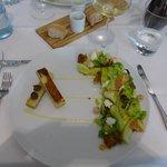 Exotic Ceasar Salad