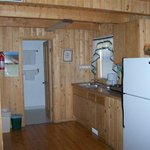 Cabin 6 Kitchen