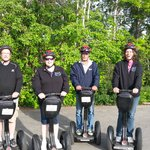 Our first segway gang!