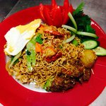 Mie Goreng Special by Balinese Spice Magic