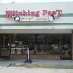 Hitching Post at Madison & Edwards Road