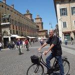 Biking Ferrara