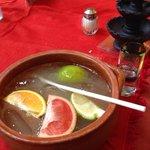 Cazuela con tequila: una delicia que quita la sed.