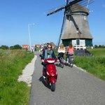 Mill near Volendam
