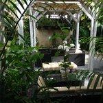 Isle Style Zen Patio Garden
