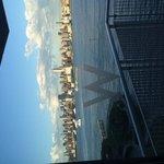 W Hoboken Suite # 908 Balcony view