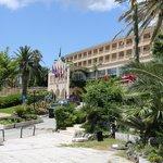 Corfu Palace Hotel exterior