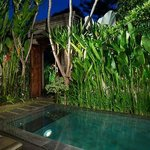 One Bedroom Pool Villa - Pool Garden
