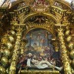バロックの主祭壇