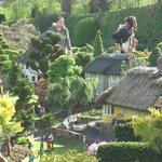 Godshill Model Village Cottages