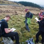 On a Wild Walks Wales navigation course