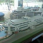 Hotel Model / Layout